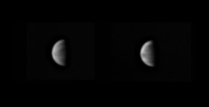 Ultra-violet images of Venus