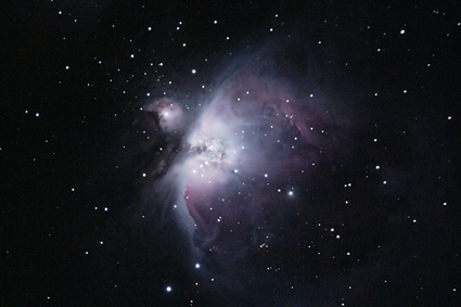 Image of M42, the Orion Nebula